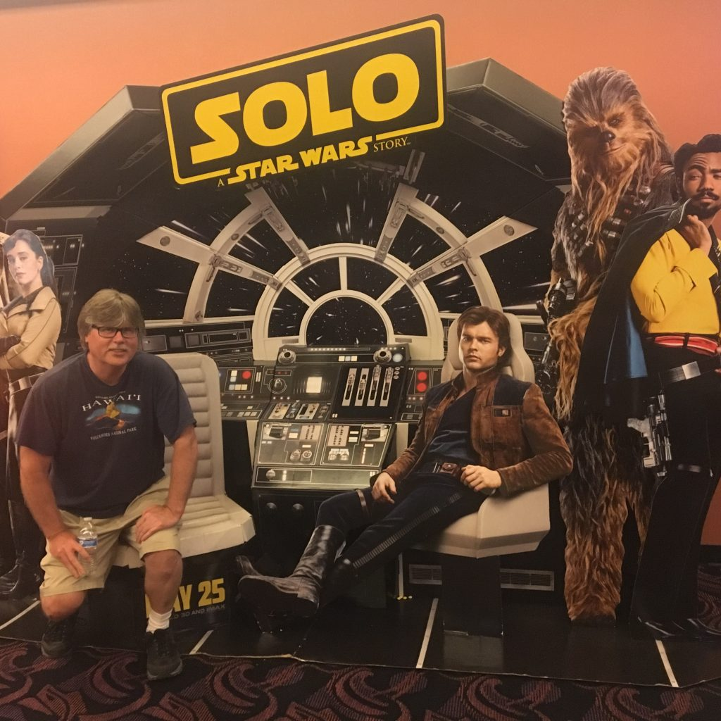 solo star wars cover image