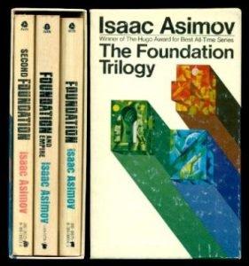 image for Foundation trilogy