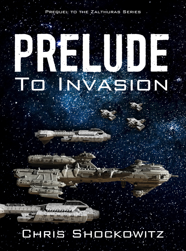 Image cover for Prelude to invasion