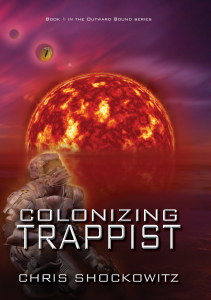 Book cover Colonizing Trappist