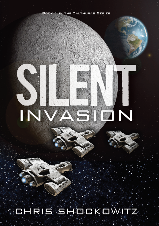 Silent Invasion Book Cover